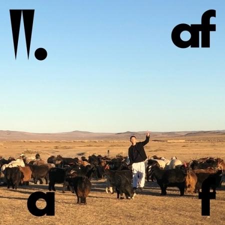우원재 (WOO WON JAE) - EP : af