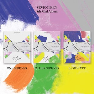 [SET] 세븐틴 (Seventeen) - 미니8집 : Your Choice