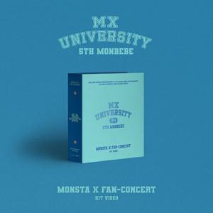 [키트앨범] 몬스타엑스 (MONSTA X) - 2021 FAN-CONCERT : MX UNIVERSITY