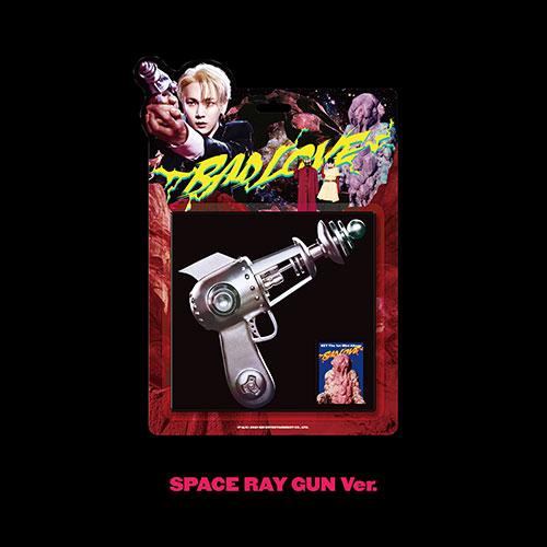 키 (KEY) - 미니1집 : BAD LOVE [SPACE RAY GUN Ver.]