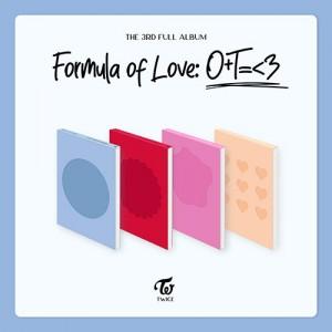 [예판특전] 트와이스 (TWICE) - 정규3집 : Formula of Love: O+T=<3